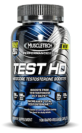Test HD Muscle Tech (90 cap)