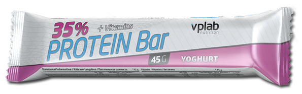35% Protein Bar VPLab Nutrition (45 гр)