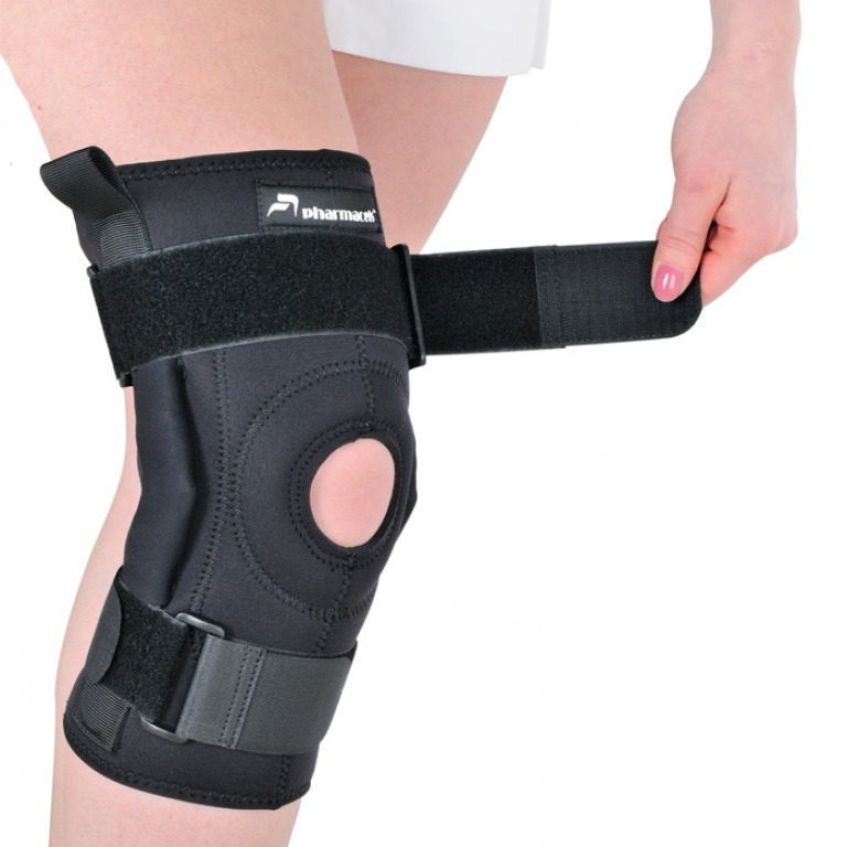 Hinged KNEE BRACE Pharmacels