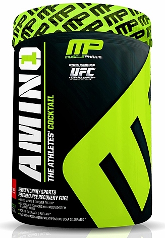 Amino 1 MusclePharm (426,8-459,5 гр)