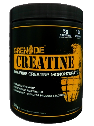 Grenade Essentials Creatine (500 гр)(годен до 04/2018)
