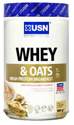 Whey & Oats USN (800 гр)
