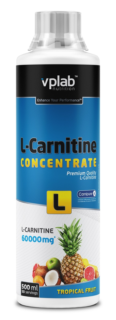 L-Carnitine Concentrate VPLab Nutrition (0,5 л)