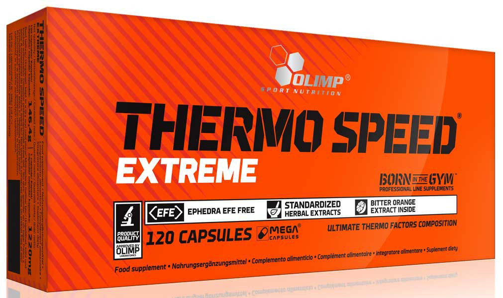 THERMO SPEED EXTREME Olimp (120 cap)