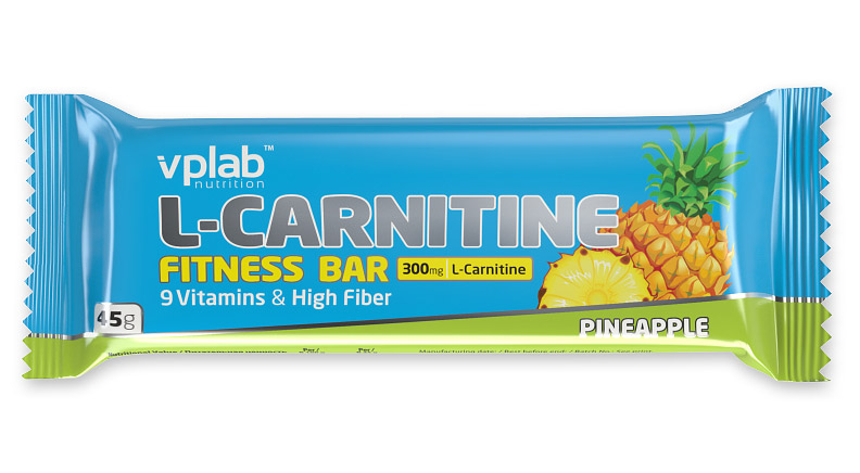L-Carnitine bar VP Laboratory (45 гр)