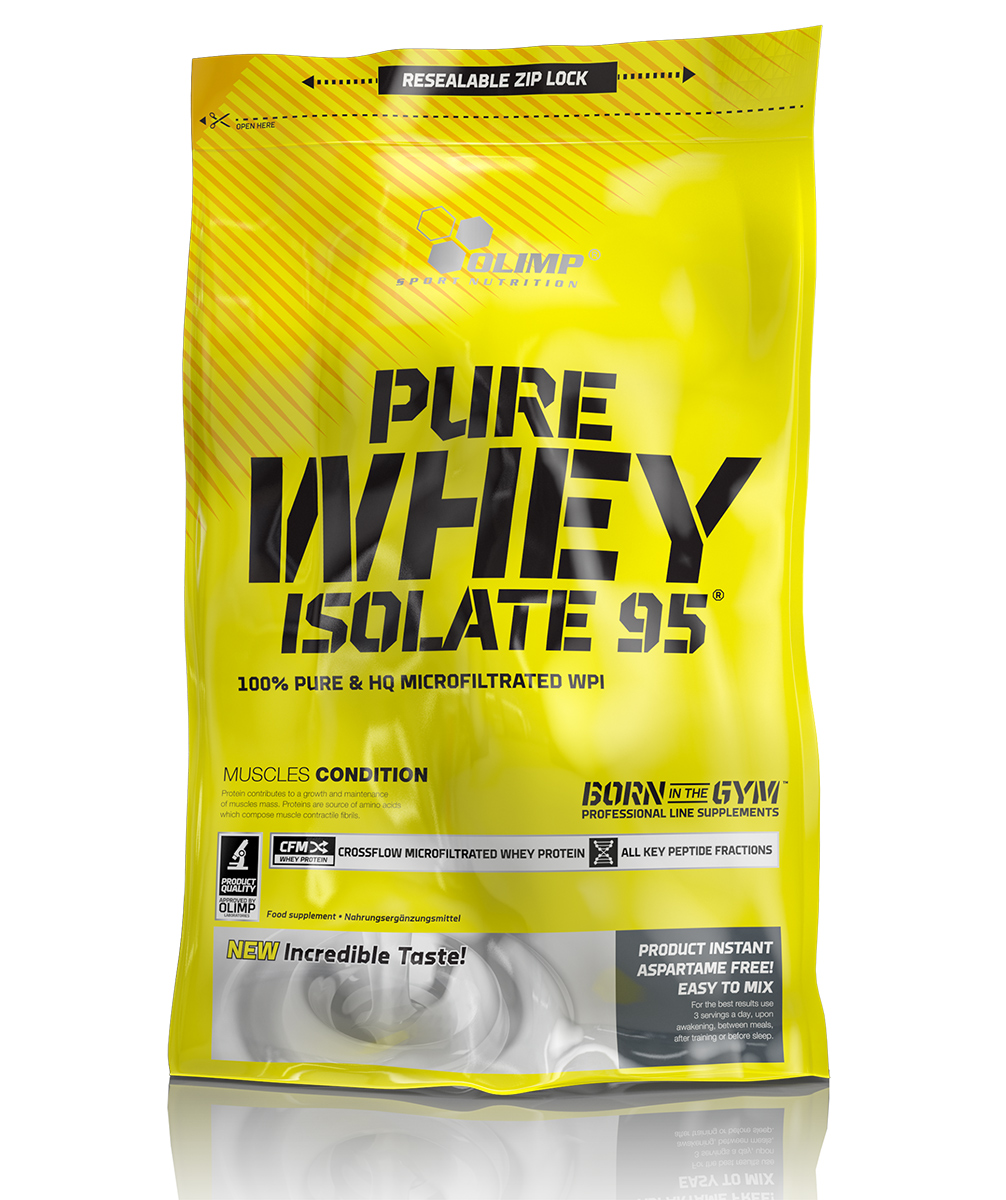 Pure Whey Isolate 95 Olimp (600 gr)