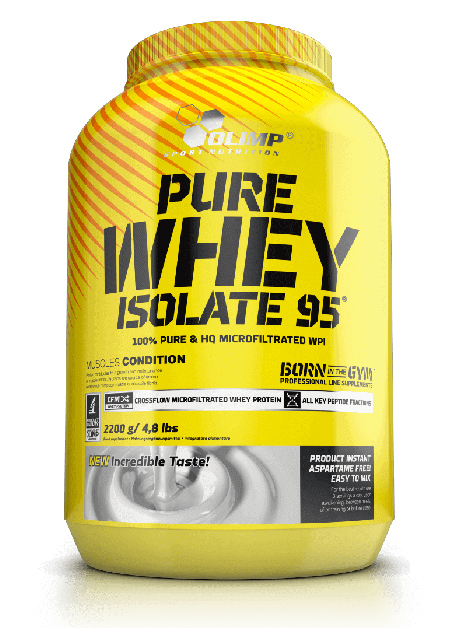 Pure Whey isolate 95 Olimp (2200 gr)