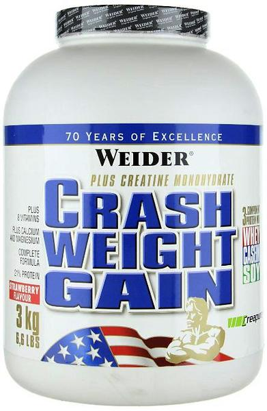 Crash Weight Gain (3 kg)