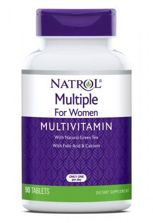 Multiple for Women Natrol (90 tab)