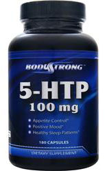 5-HTP 100 mg BodyStrong (180 кап)