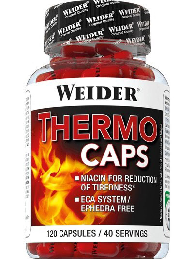 Thermo Caps Weider (120 cap)