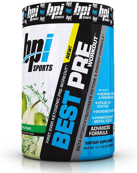 Best Pre Workout BPI Sports (315 гр)