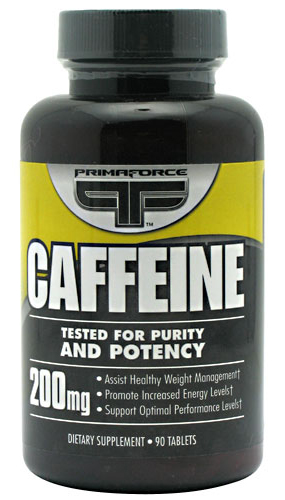 Caffeine PrimaFORCE (90 tab)