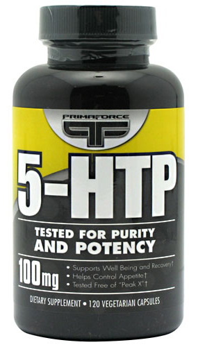5-HTP 100 mg PrimaFORCE (120 кап)