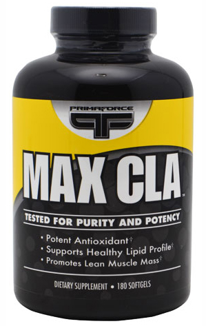 MAX CLA PrimaFORCE (180 cap)