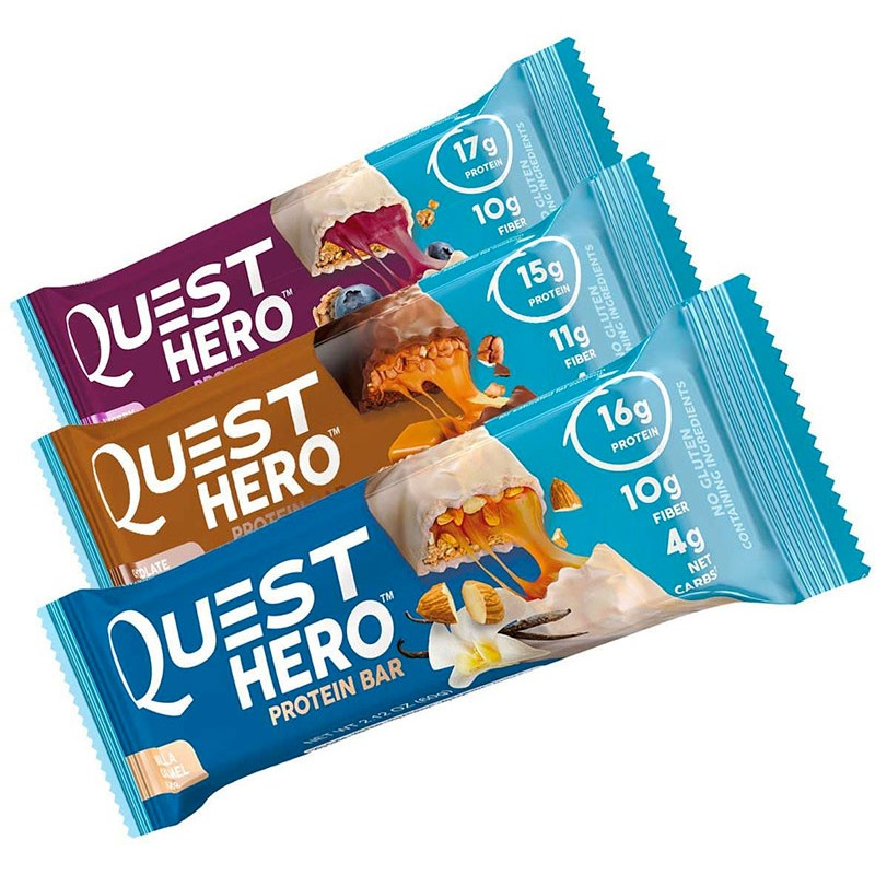 Quest Hero Protein Bar Quest Nutrition (60 г)