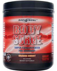 Body Surge - Super Concentrated Pre-Workout BodyStrong (260 гр)