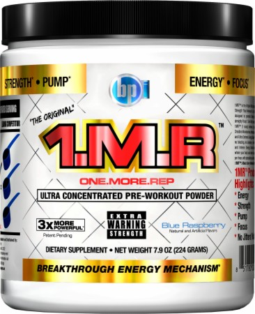 1.M.R Powder BPI Sports (224 гр)