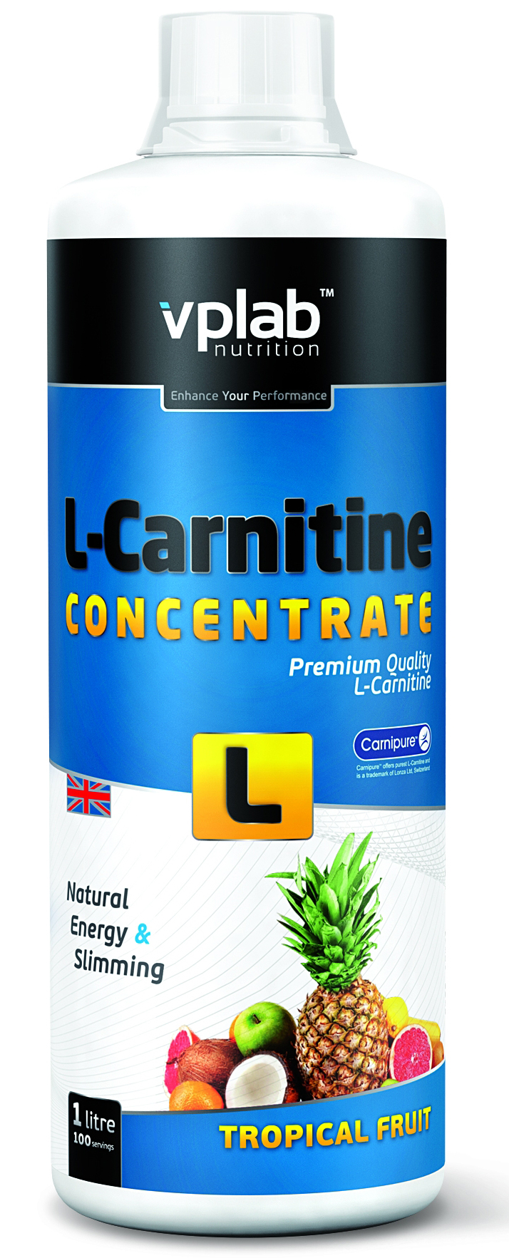 L-Carnitine Concentrate VPLab Nutrition (1 л)