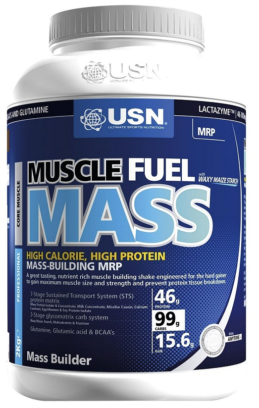 Muscle Fuel Mаss USN (2000 гр)