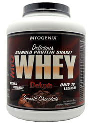 Myo Whey Deluxe Myogenix (2270 гр)