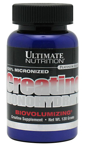 Creatine Monohydrate Ultimate (120 гр)