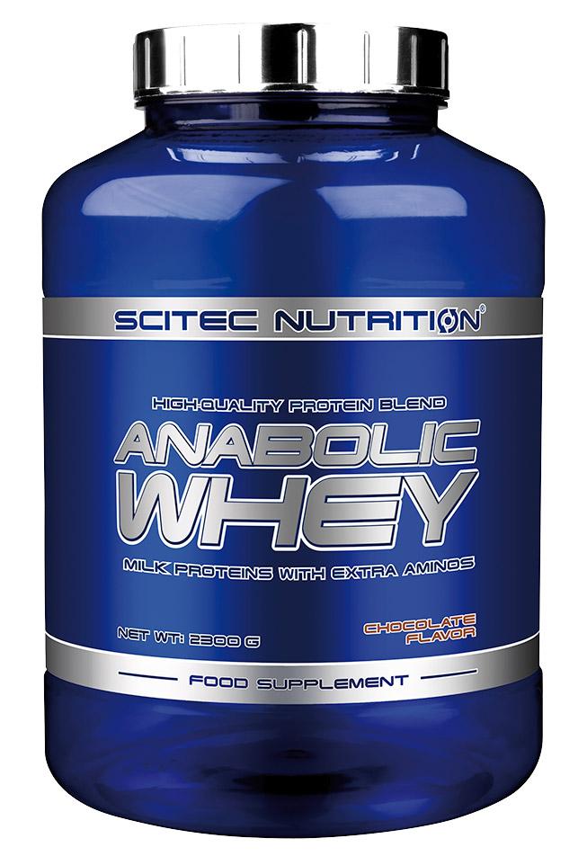 ANABOLIC WHEY SCITEC NUTRITION (2300 gr)