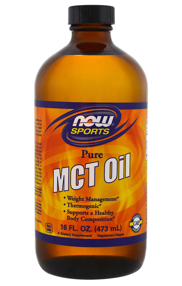 MCT Oil NOW (16 fl. oz. - 473 мл)