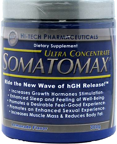 Somatomax Ultra Concentrate Hi-Tech Pharmaceuticals (300 g)