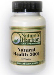 Natural Health 2001 (60 tab)