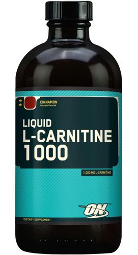 Liquid L-Carnitine 1000 Optimum (355 мл)