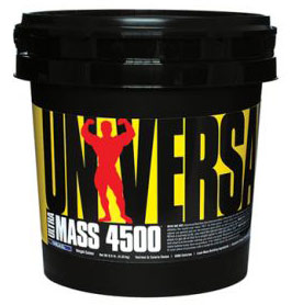 Ultra Mass 4500 Universal Nutrition (4230-4370 gr)