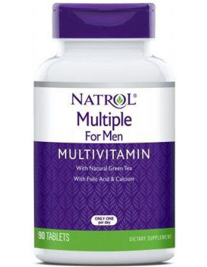 Multiple for Men Natrol (90 таб)