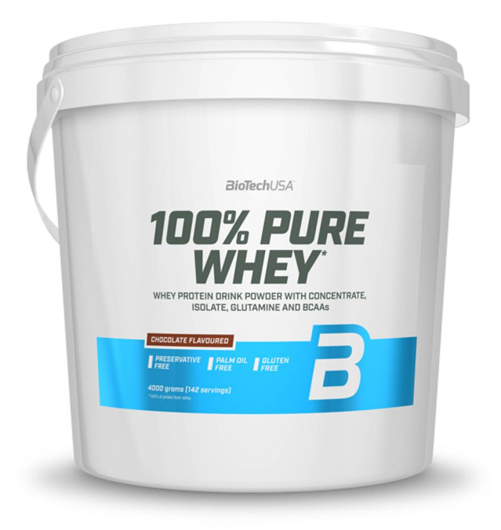 100% Pure Whey BioTech (4000 gr)
