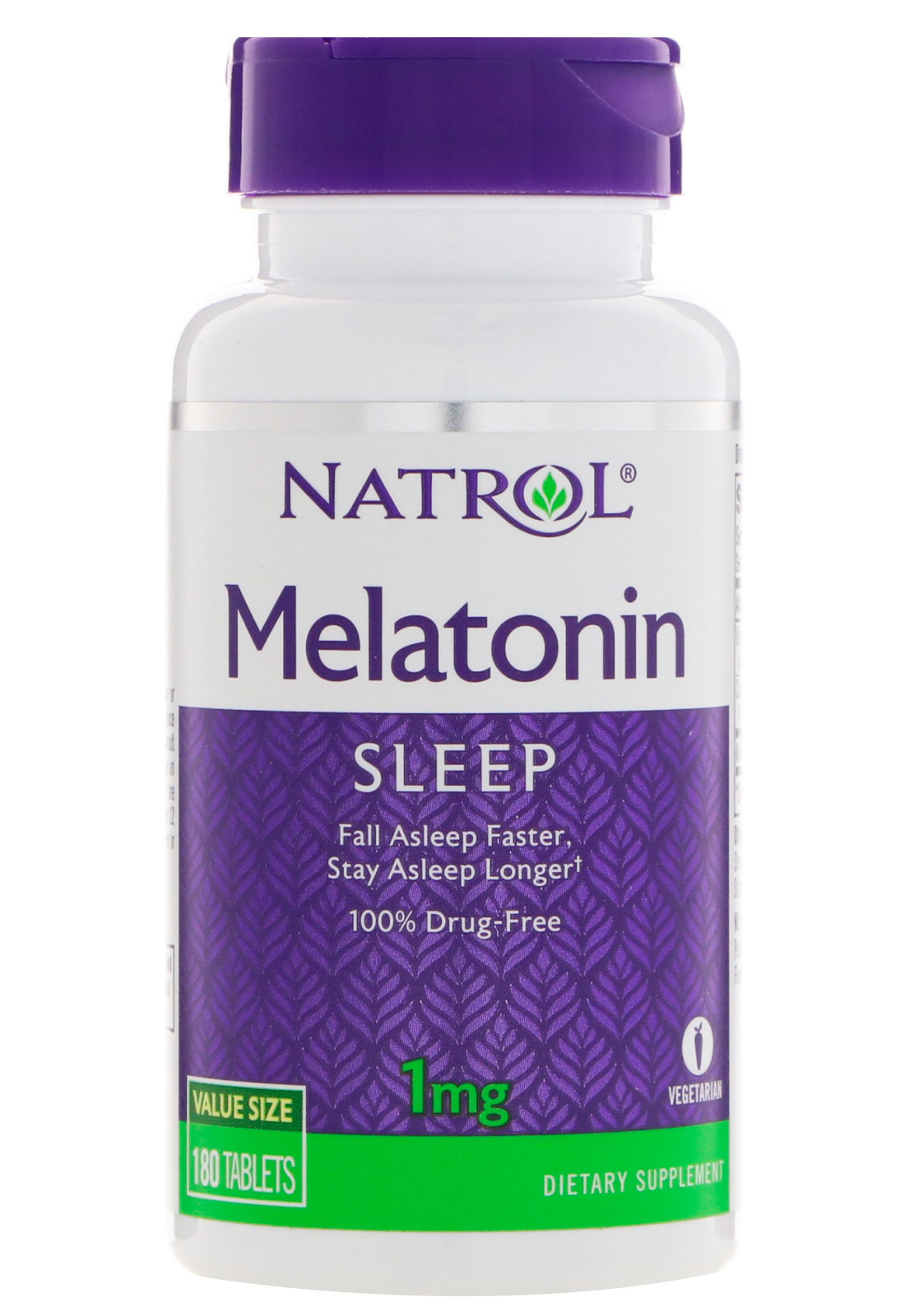 Melatonin 1 mg Natrol (180 tab)