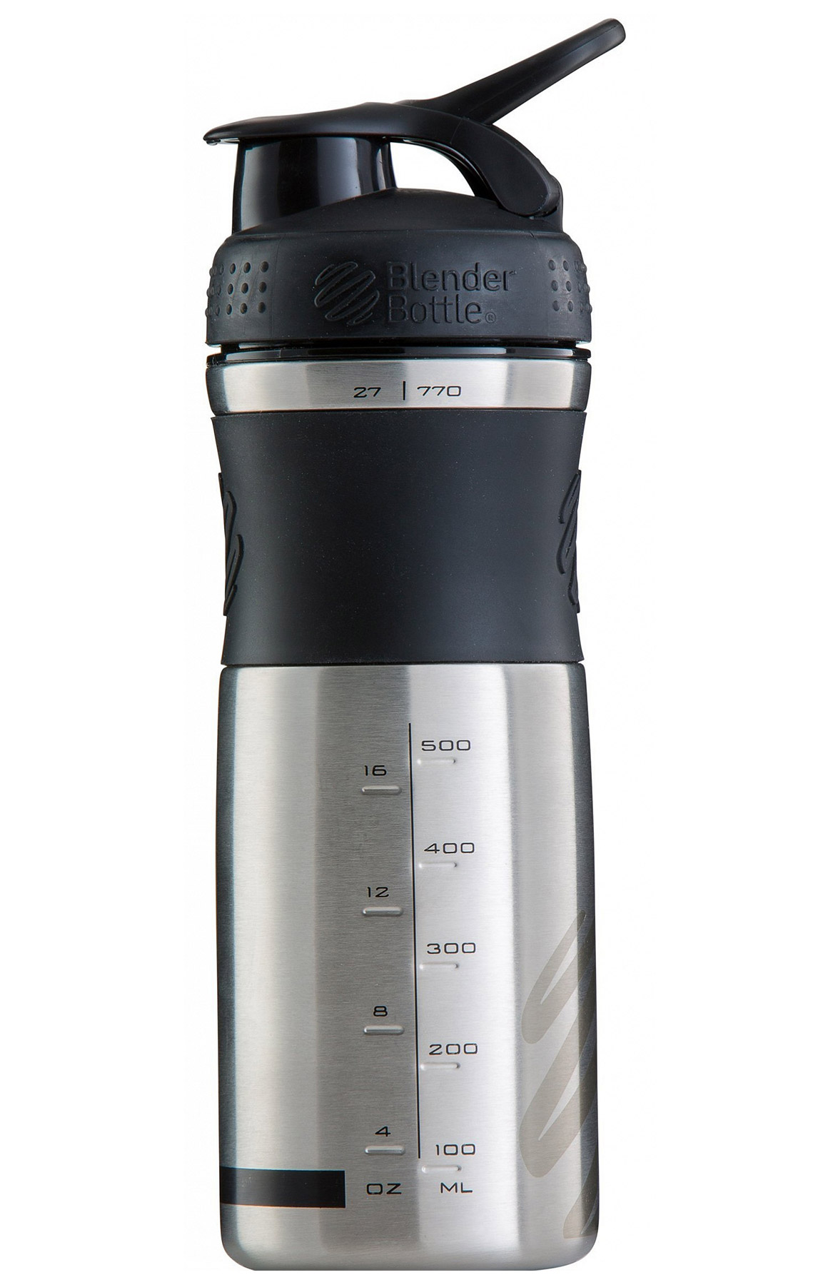 Shaker SportMixer Stainless BlenderBottle (828 ml)