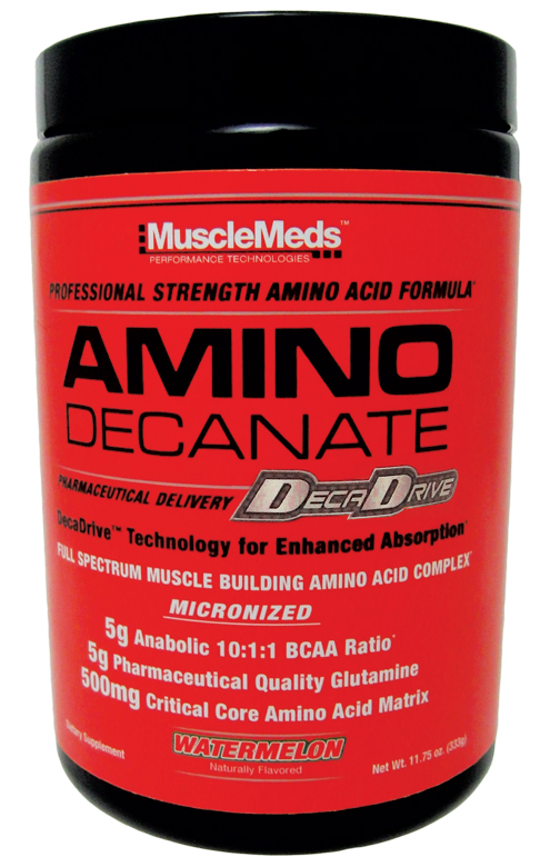 Amino Decanate MuscleMeds (360 gr)