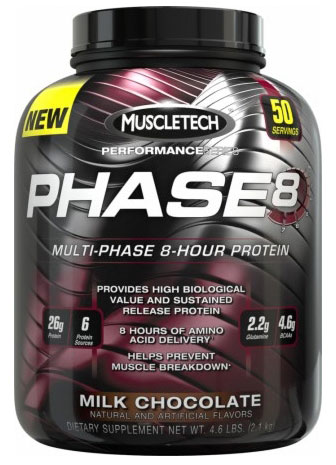 Phase 8 Performance Series MuscleTech (2000 гр)
