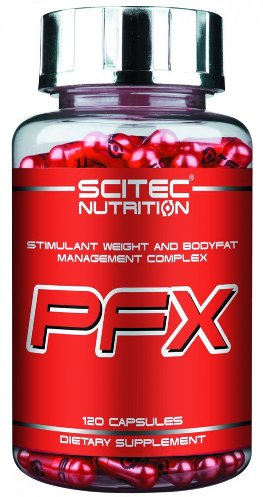 PFX (PERFECT FATLOSS) SCITEC NUTRITION (120 cap)