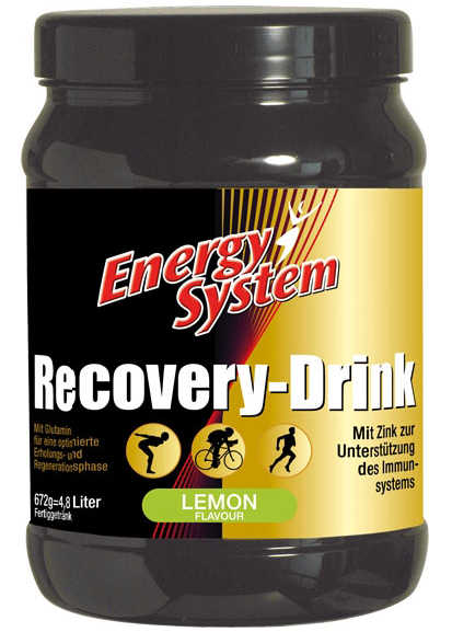 Energy System Recovery Drink (672 гр)