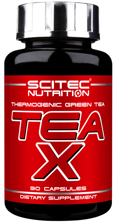 TEA-X SCITEC NUTRITION (90 cap)