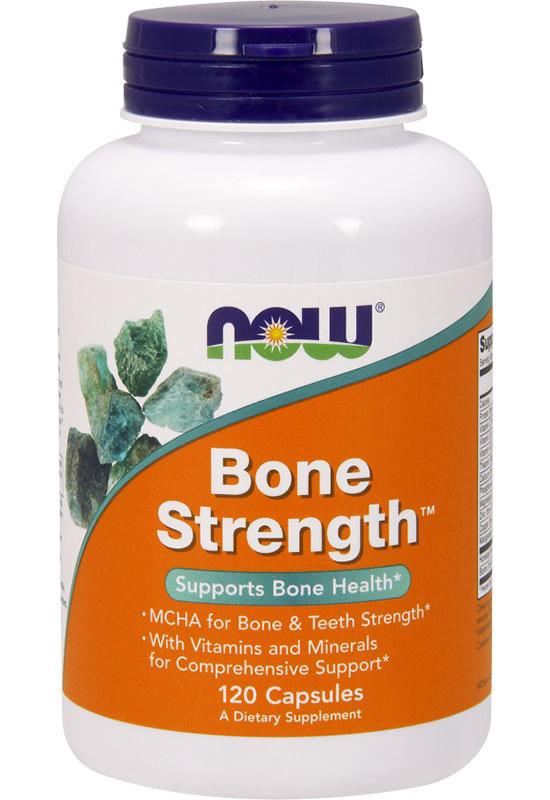 Bone Strength NOW (120 кап)