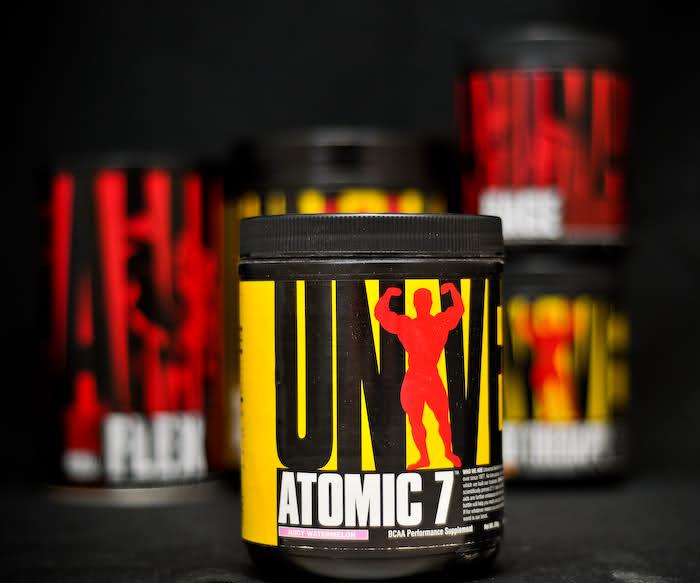bcaa atomic 7 купить
