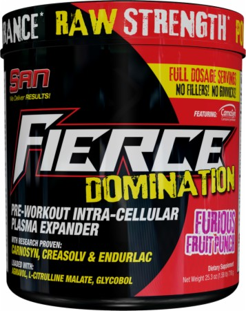 Fierce Domination SAN (179 gr)