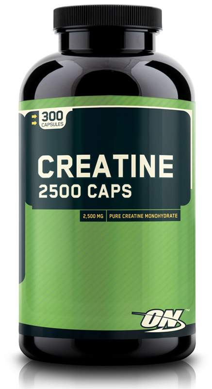 Creatine 2500 Caps Optimum Nutrition (300 кап)