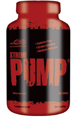 Xtreme Pump Fitness Authority (180 кап)