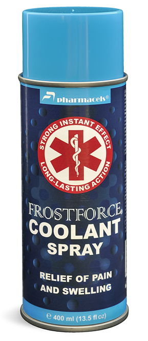FrostForce Coolant Spray Pharmacels (400 ml)