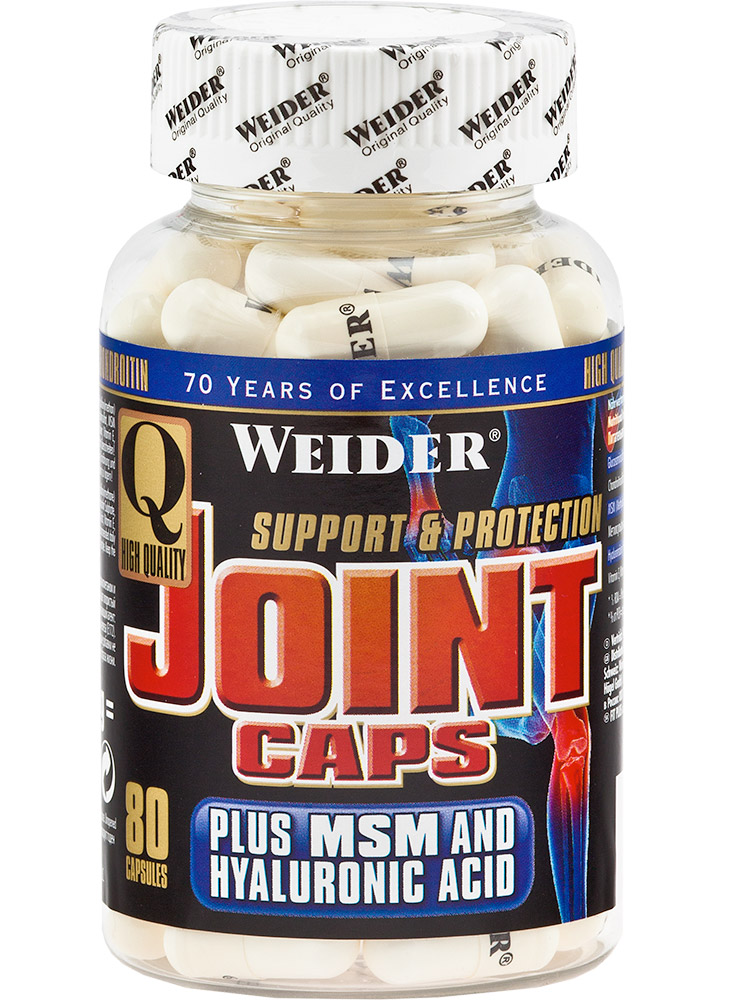 Joint Caps Weider (80 кап)