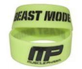 Силиконовый браслет Muscle Pharm Silicone Wristband
