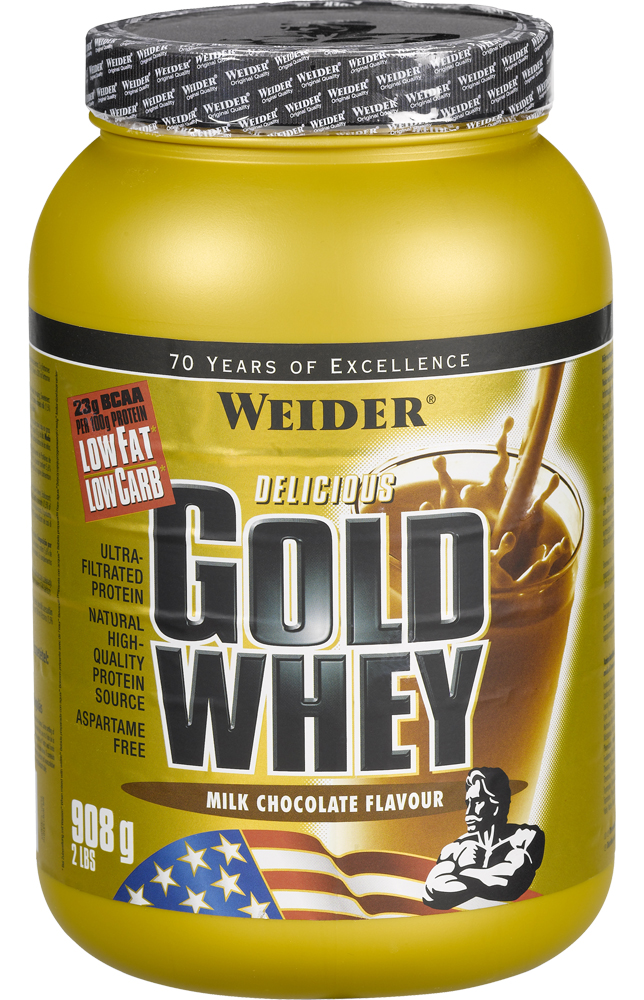 Gold Whey (908 gr)